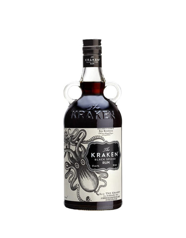 The Kraken® Black Spiced Rum