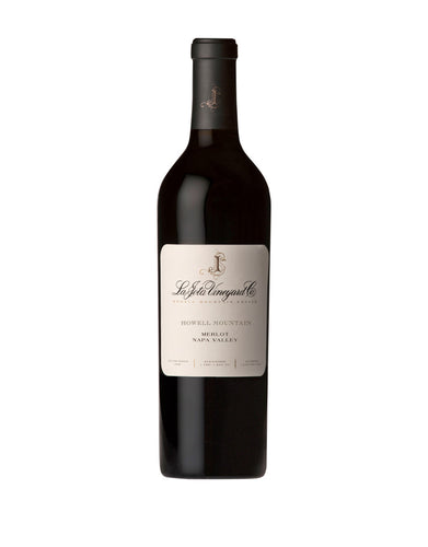 La Jota Vineyard Co. Howell Mountain Merlot 2016