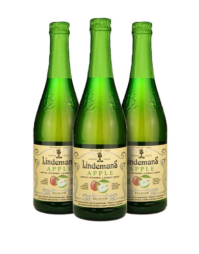 Lindemans Pomme (Set of 3)