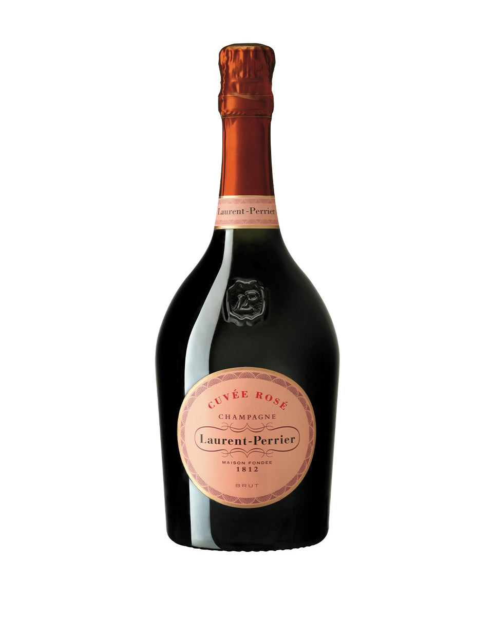 Load image into Gallery viewer, Laurent-Perrier Cuvée Rosé with Silhouette Tin