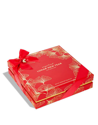 Johnnie Walker Blue Label® Year of the Rat with Sugarfina Lunar New Year 8pc Candy Bento Box