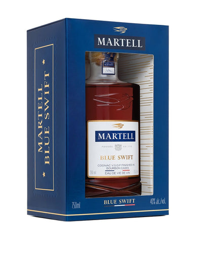 Martell Blue Swift Gift Box