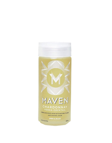 Maven Chardonnay Vodka Cocktail