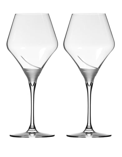 Rolf Glass Mid-Century Modern Winetini (Set of 2)