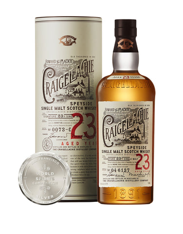 Craigellachie 23-Years-Old