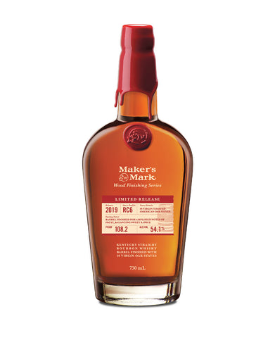 Maker's Mark Limited Edition Wood Finishing Series Bourbon Whiskey