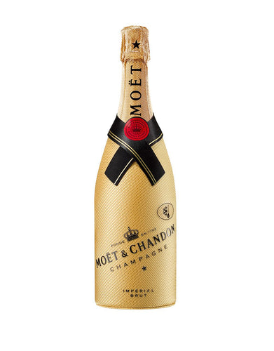 Moët & Chandon Gold Diamond Suit