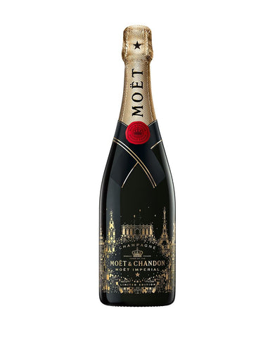 Moët & Chandon Impérial Brut – 2018 Festive Bottle