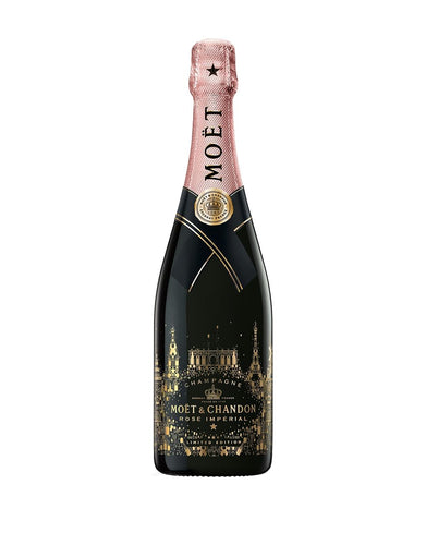 Moët & Chandon Rosé Impérial – 2018 Festive Bottle