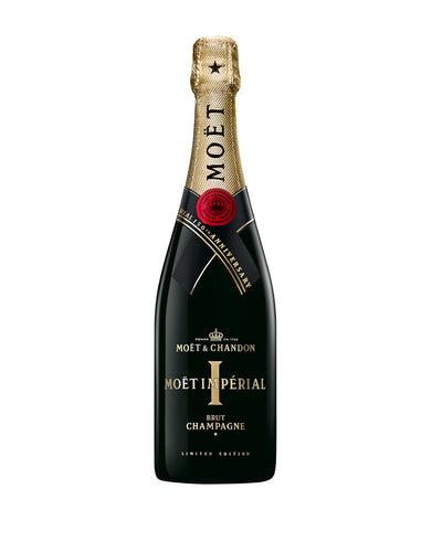 Moët & Chandon Impérial Brut 150th Anniversary Bottle