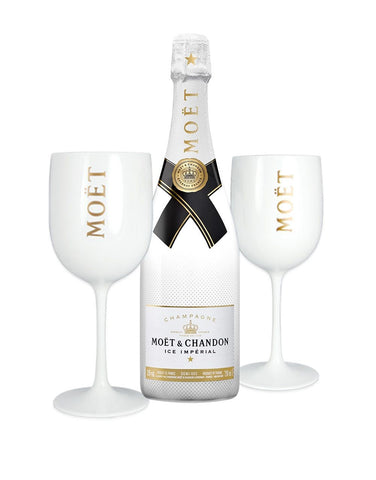 Moët Ice Impérial With 2 Moet Goblets