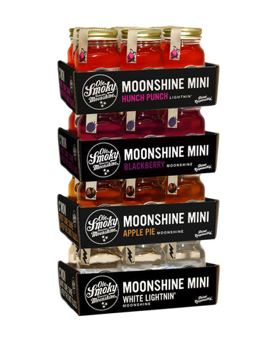 Ole Smoky® Minis Assortment Pack