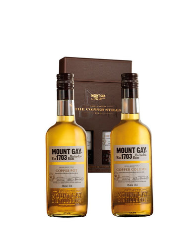Mount Gay Origin Series: Volume Two, The Copper Stills Collection