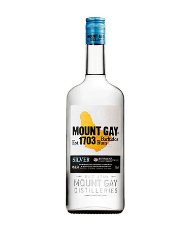 Mount Gay Silver Eclipse Rum