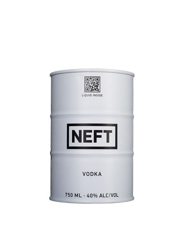 NEFT Vodka 750ml - White