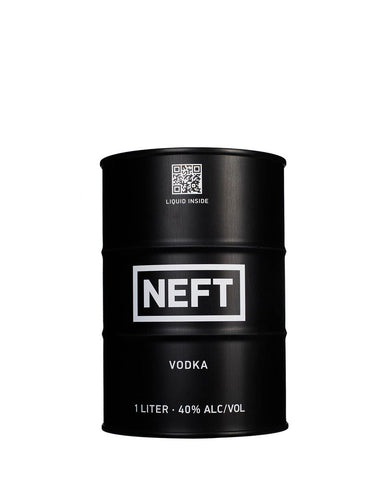 NEFT Vodka 1L - Black