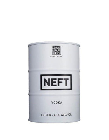 NEFT Vodka 1L - White