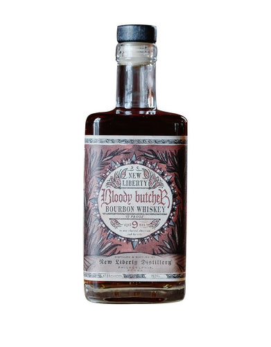 New Liberty Bloody Butcher Bourbon