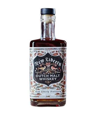 New Liberty Dutch Malt Whiskey