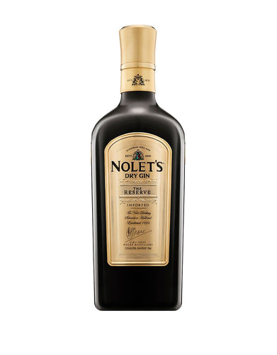 NOLET'S Reserve Gin