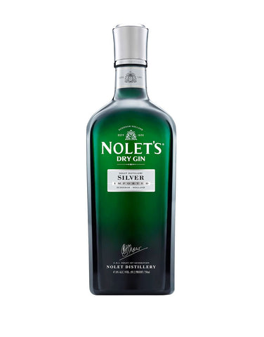 NOLET'S Silver Gin