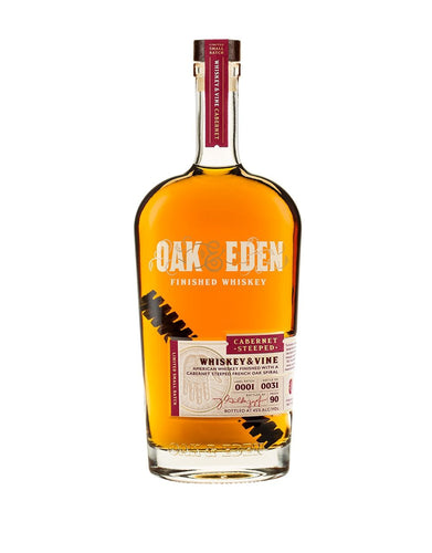 Oak & Eden Cabernet Steeped Bourbon