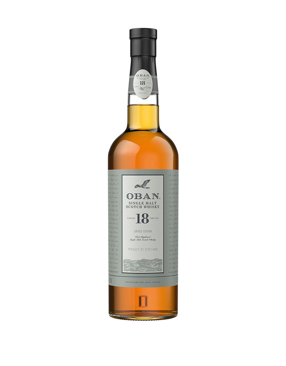 Load image into Gallery viewer, Oban™ 18 Years Old Single Malt Scotch Whisky bottle