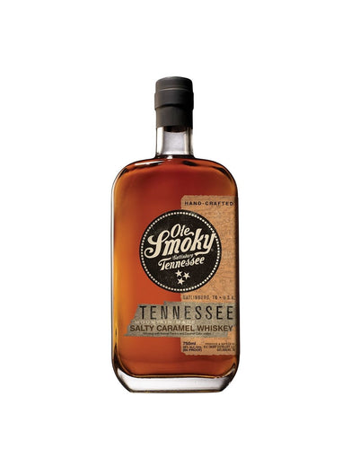 Ole Smoky® Salty Caramel Whiskey bottle