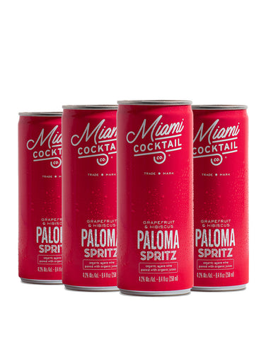 Load image into Gallery viewer, Cutwater Tequila Paloma Can (4 pack)
