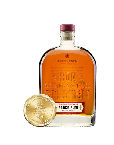 Parce Rum 8-Year Aged