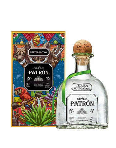 Patrón Limited Edition 2018 Mexican Heritage Tin