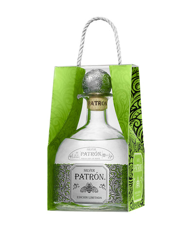 Patrón Silver 2019 Limited-Edition 1-Liter Bottle