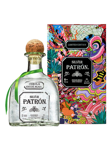 Patrón Silver with Limited Edition 2020 Chinese New Year Tin
