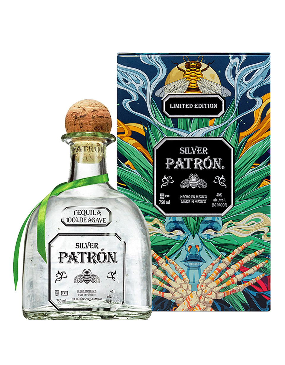 Load image into Gallery viewer, Patrón Silver Limited-Edition Mexican Heritage Tin 2020