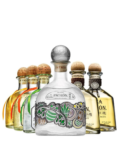 Patrón Lovers Club (6 Bottle Subscription)