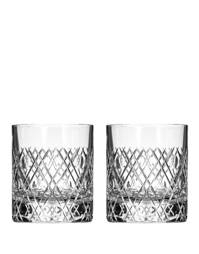Rolf Glass Pittsburgh Double Old-Fashioned in Gift Box (Set of 2)