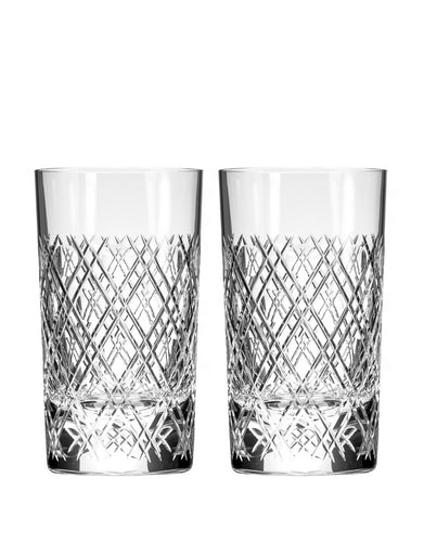 Rolf Glass Pittsburgh Highball in Gift Box (Set of 2)