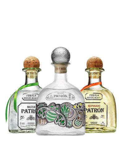 Patrón Lovers Club (3 Bottle Subscription)