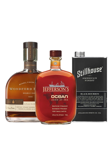 Premier Bourbon Club (3 Bottle Subscription)