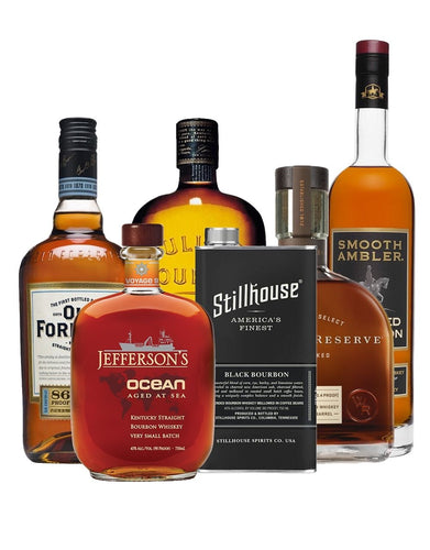 Premier Bourbon Club (6 Bottle Subscription)