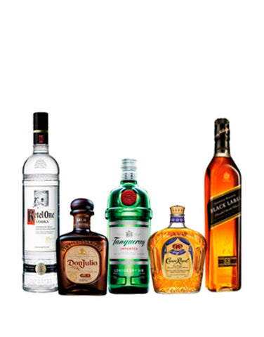 ReserveBar Collection (5 bottles)
