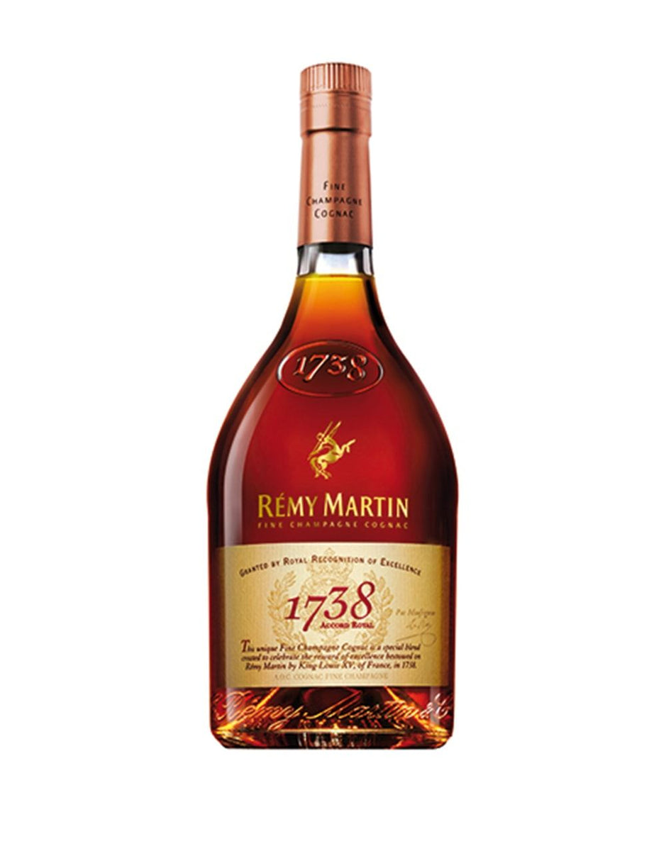 Rémy Martin 1738 Accord Royal | Buy Online or Send as a Gift | ReserveBar