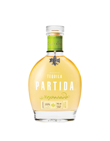 Tequila Partida Collection
