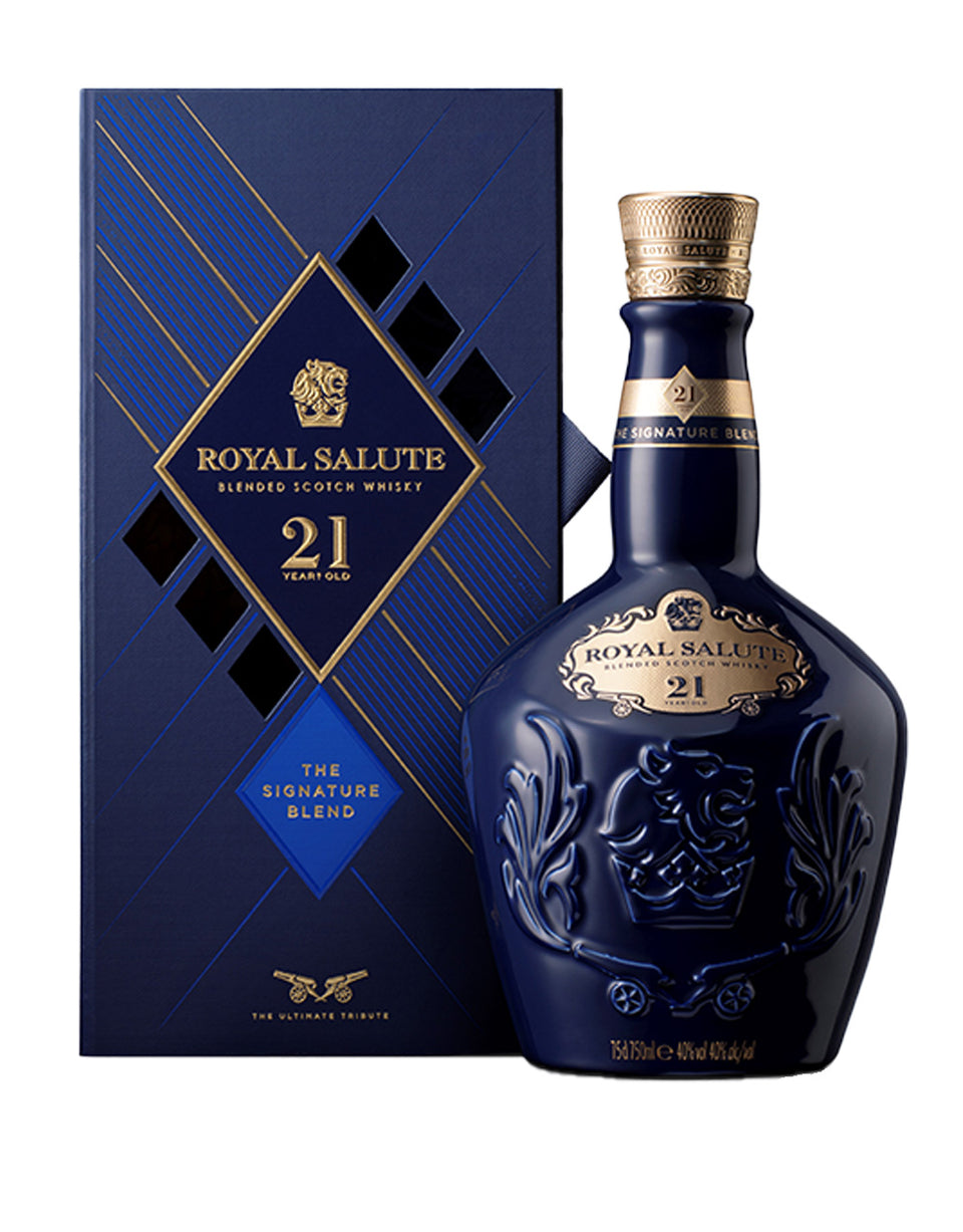 Load image into Gallery viewer, Royal Salute 21 Years Old Scotch Whisky