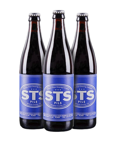 Russian River STS Pils (Set of 3)