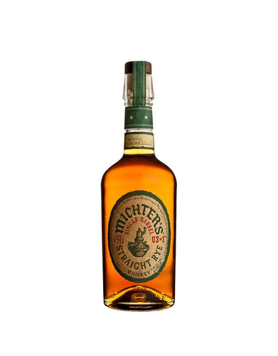 Michter's US*1 Kentucky Straight Rye Whiskey bottle
