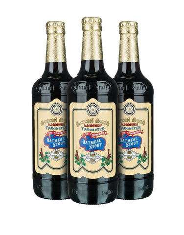 Samuel Smith Oatmeal Stout (Set of 3)