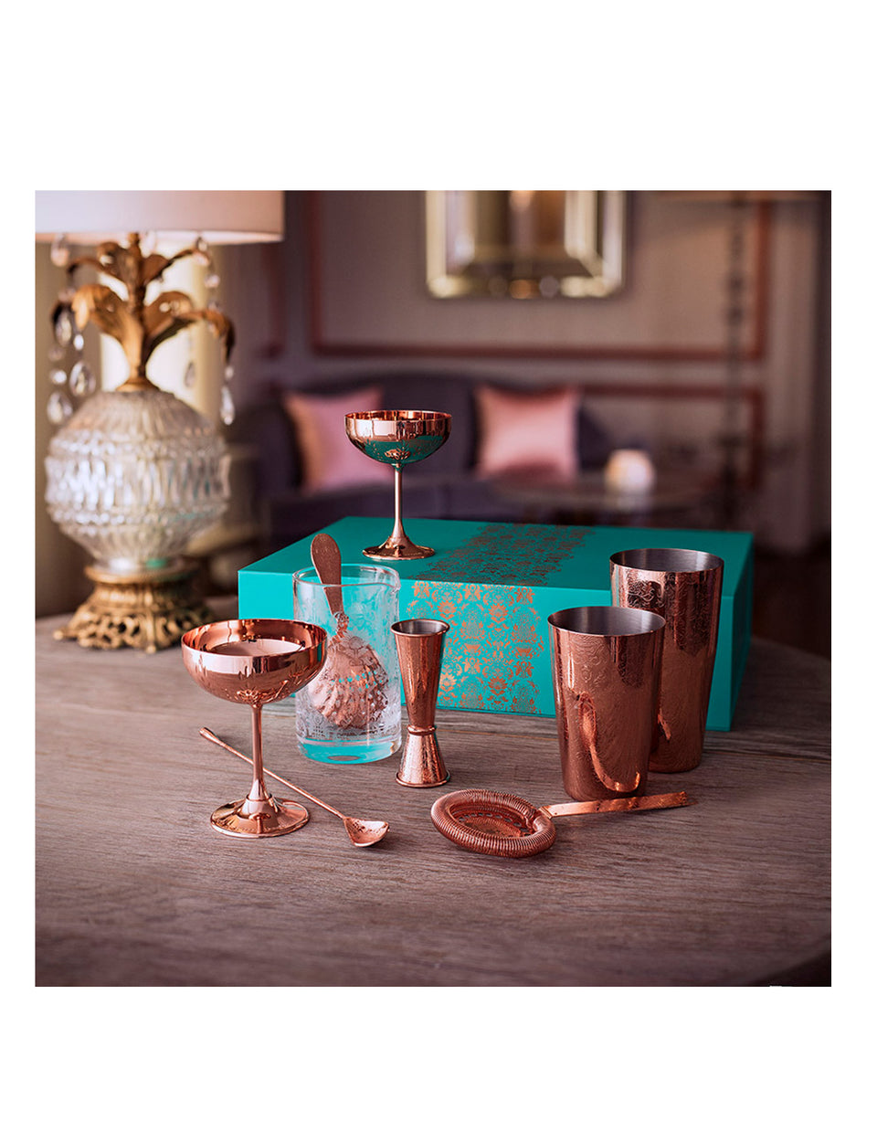 Load image into Gallery viewer, Elyx Deluxe Martini Gift Set