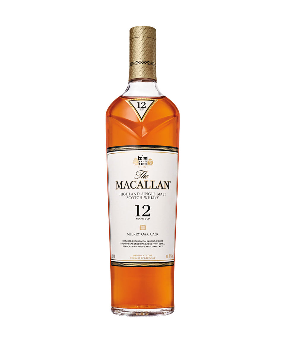 Load image into Gallery viewer, The Macallan Sherry Oak 12 Years Old