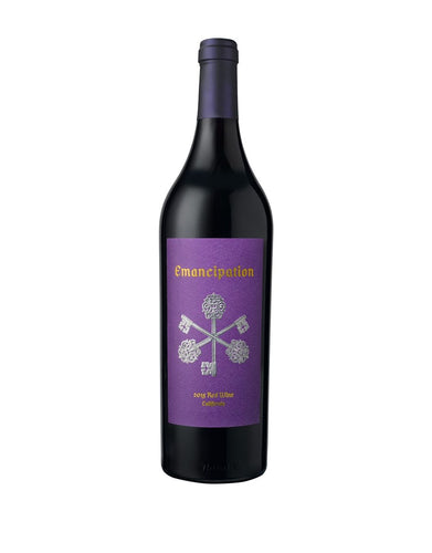 Secret Indulgence 2015 Emancipation Red Wine - California